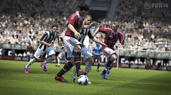 offre pacchetti d'oro DI FIFA ULTIMATE TEAM a chi prenota FIFA 14
